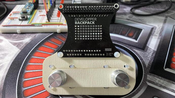 potentiometer-ready