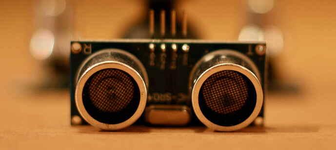 Ultrasonic detector HC-SR04